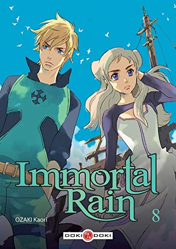 Immortal Rain, Tome 8 :