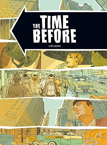 The time before / Cyril Bonin.