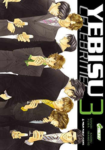 Yebisu celebrities, Tome 3