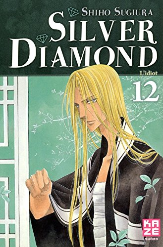 Silver Diamond, Tome 12