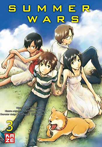 Summer Wars, Tome 3 :