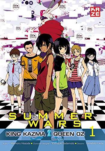 Summer Wars King Kazma vs Queen Oz, Tome 1 :