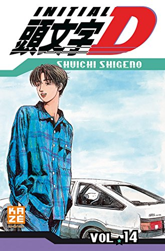 Initial D, Tome 14 :