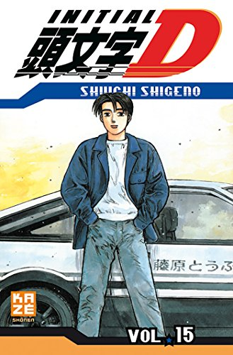 Initial D, Tome 15 :
