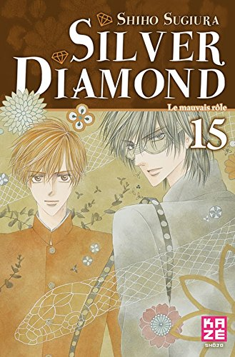 Silver Diamond, Tome 15 :