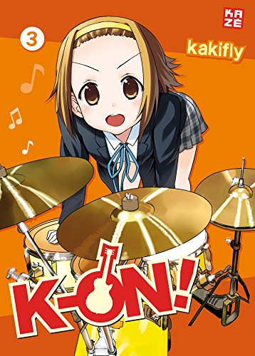 K-on !, Tome 3 :