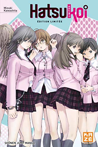 Hatsukoi limited, Tome 1 : Edition collector