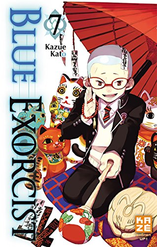 Blue exorcist, Tome 7 : BLUE EXORCIST