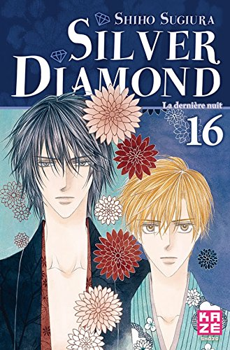 Silver Diamond, Tome 16 :