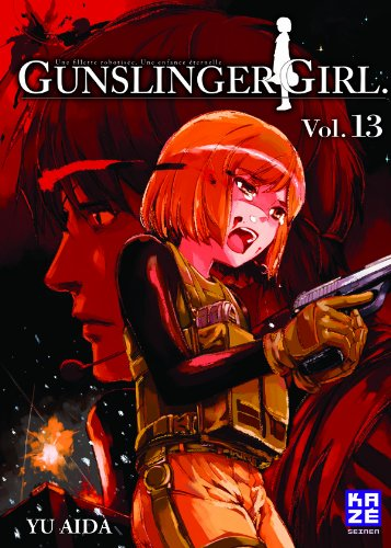 Gunslinger Girl, Tome 13 :