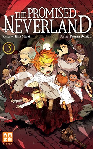 The Promised Neverland. 3 |