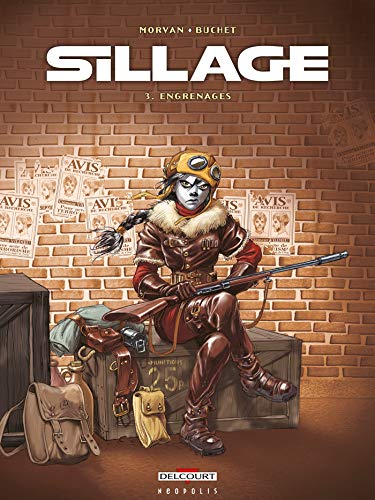 Sillage, tome 3