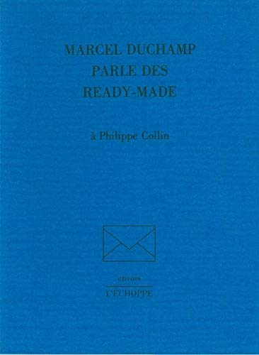 Marcel Duchamp parle des ready-made à Philippe Collin