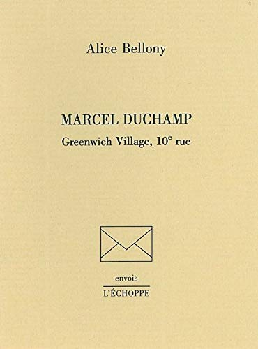 Marcel Duchamp : Greenwich Village, 10e rue
