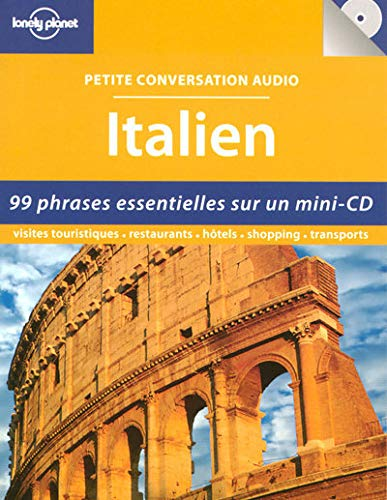 Petite conversation audio Italien (1CD audio)