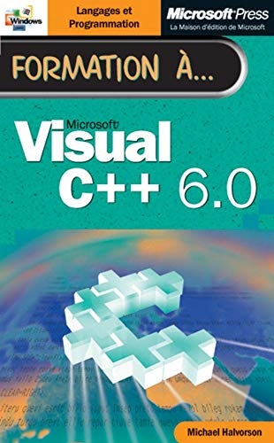 Formation à Microsoft Visual C++ 6.0