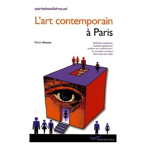 Art contemporain à Paris