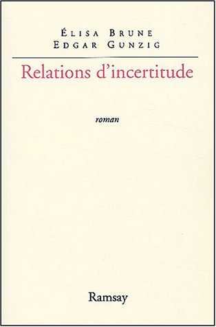 Relations d'incertitude