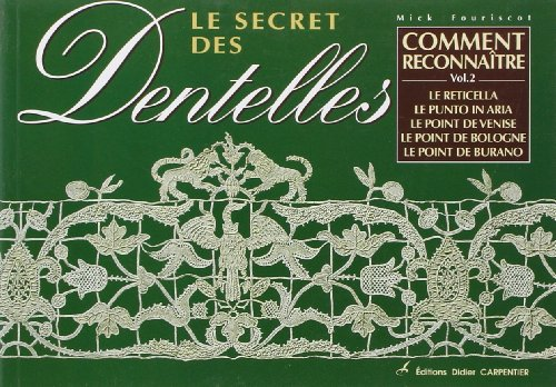 Le Secret des dentelles, tome 2