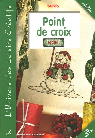 Points de croix : Noël