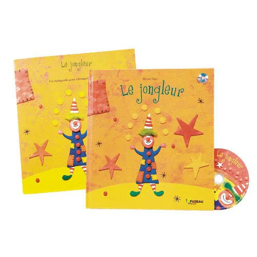 Le jongleur (+ 1 CD audio)