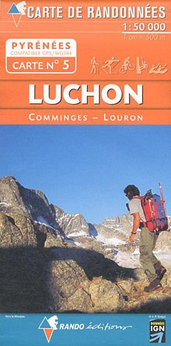 Luchon-Comminges-Louron: RANDO.05