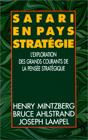 Safari en pays strategie