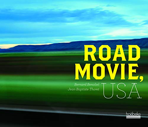 couverture du livre Road movie, USA