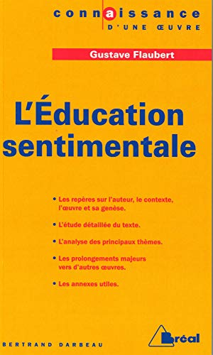 L'Education sentimentale, Gustave Flaubert