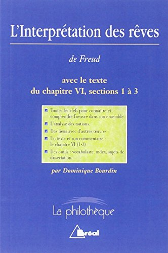 L'interprétation des reves (freud)