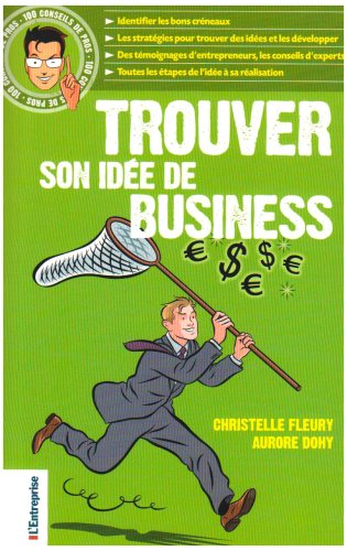 Trouver son idée de business
