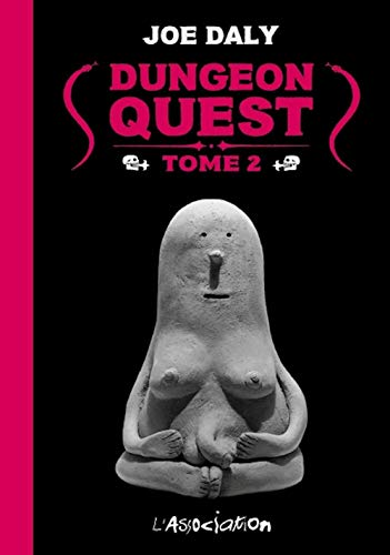 Dungeon Quest, Tome 2 :