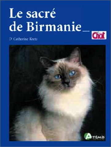 Le chat sacré de Birmanie