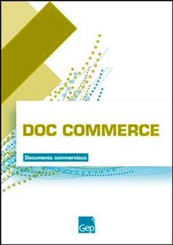 Doc commerce : Documents commerciaux