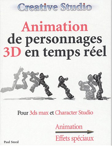 Creative Studio : Animation 3D en temps réel