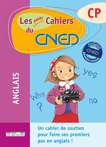 Anglais CP (1CD audio)