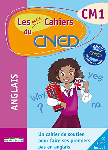 Anglais CM1 (1CD audio)