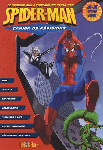 Cahier de Révision Spiderman Ms