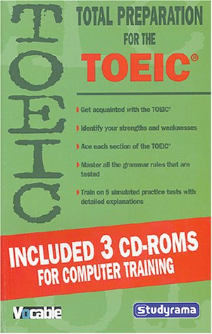 Total Preparation for theTOEIC (ancienne édition)