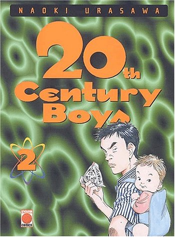 20th Century Boys. Tome 2