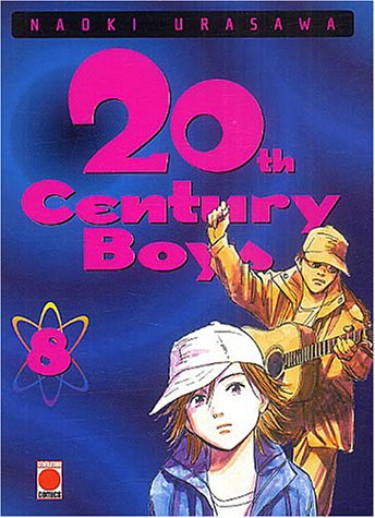 20th Century Boys, Tome 8 :
