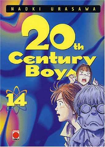 20th Century Boys, Tome 14 :