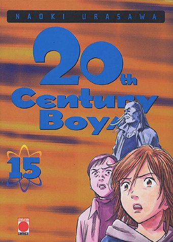 20th Century Boys, Tome 15 :