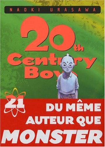 20th Century Boys, Tome 21 :