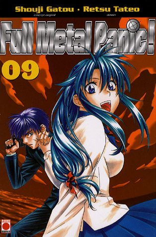 Full Metal Panic !, Tome 9 :