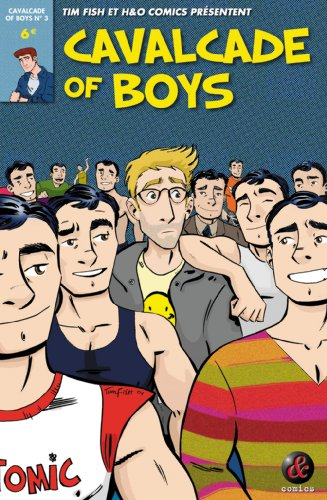 Cavalcade of boys n° 3