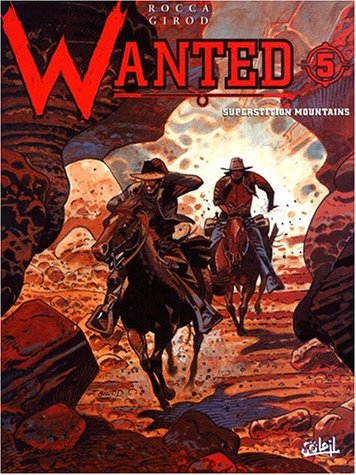Wanted, tome 5