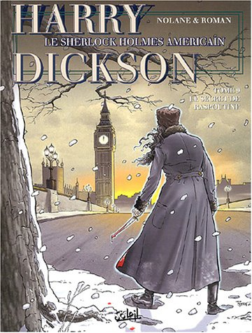 Harry Dickson, tome 9