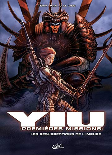 Yiu, premières missions, Tome 2