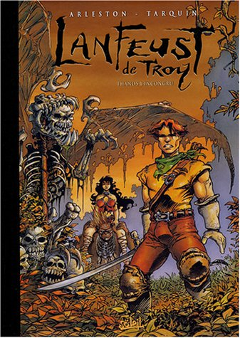 Lanfeust de Troy, Tome 2 : Thanos l'incongru : Edition collector